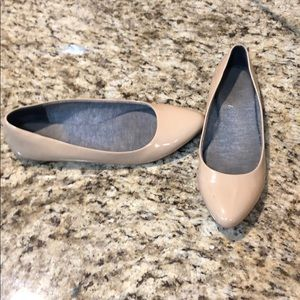 Dr. Scholl's Nude Flats